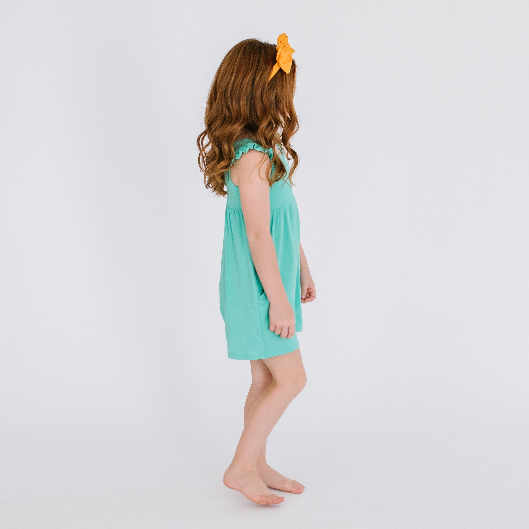 JUNIE SHORT JUMPER - MINT