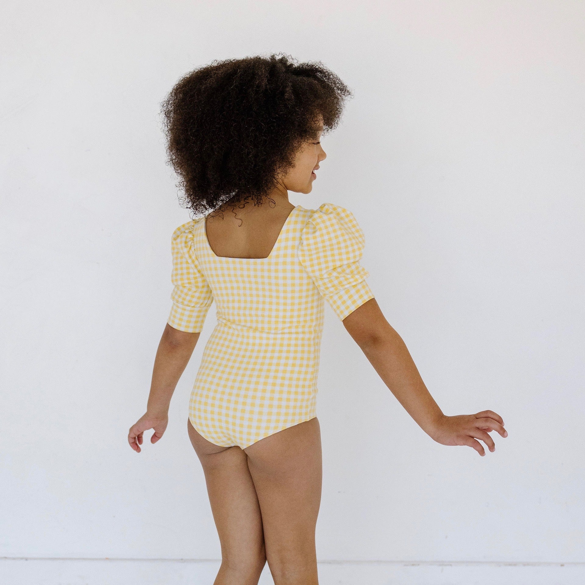 TILLIE DRESS - GRAPEFRUIT