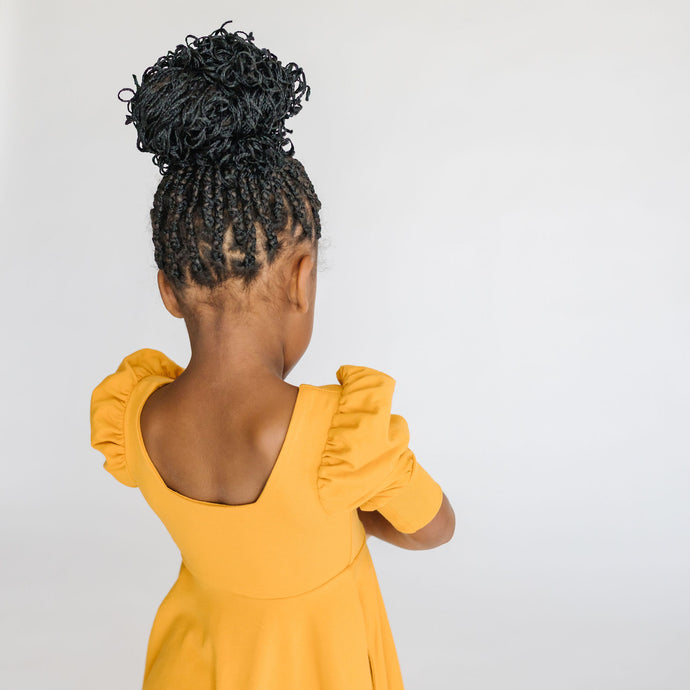TILLIE DRESS - WATERMELON