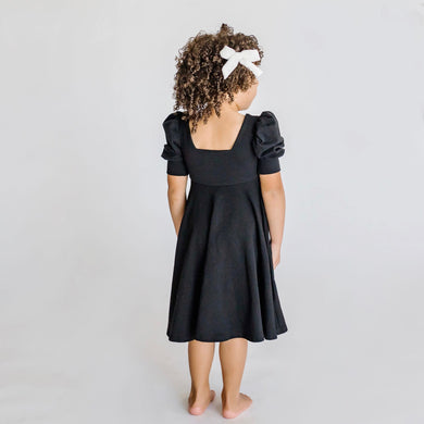ADALIE DRESS - BLACK