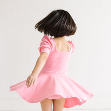 Load image into Gallery viewer, ADALIE SKIRTED LEO - CANDY PINK