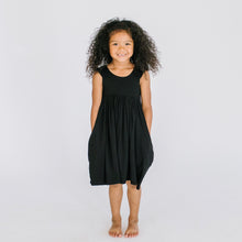 Load image into Gallery viewer, JUNIE DRESS - BLACK