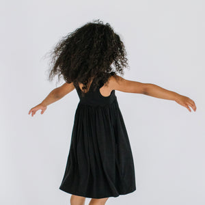 JUNIE DRESS - BLACK