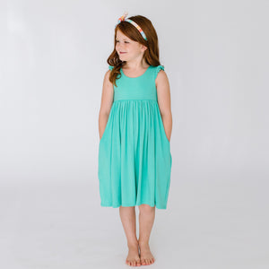 JUNIE DRESS - MINT