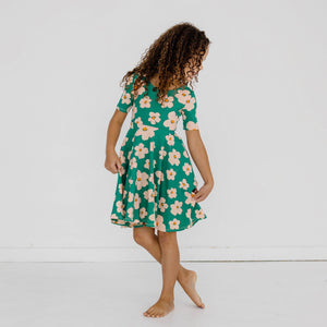 TILLIE DRESS - FLOWER MARKET