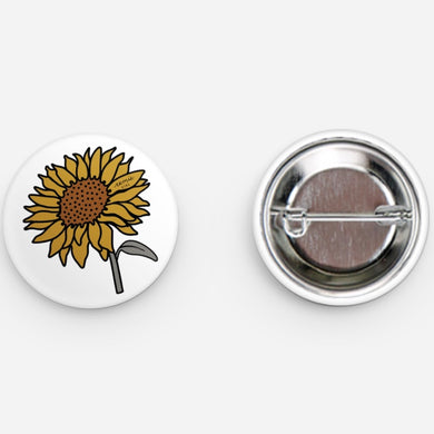 SUNFLOWER- BUTTON