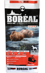 BOREAL Dog Food - PROPER LARGE BREED Red Meat
