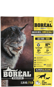 BOREAL Cat Food - PROPER Chicken Meal