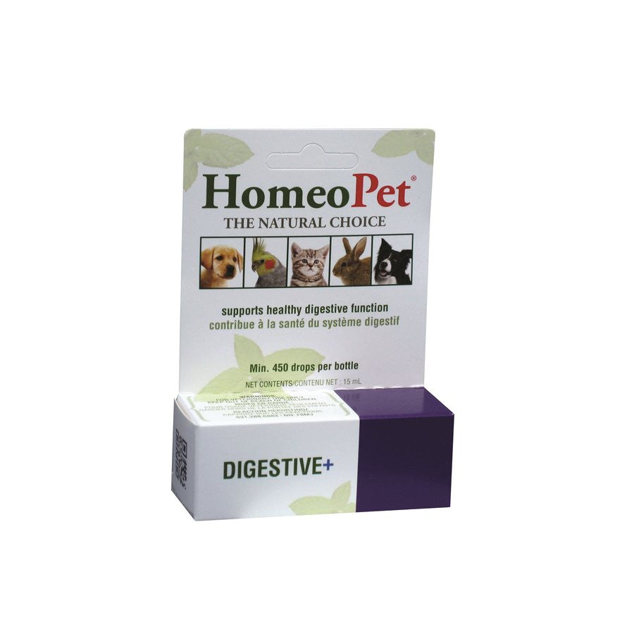 HomeoPet - Digestive +