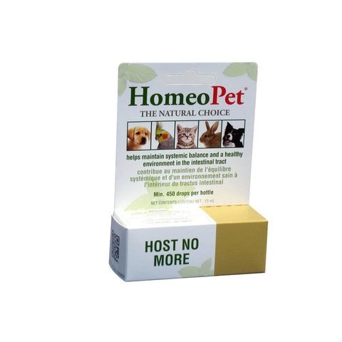 HomeoPet - Host No More