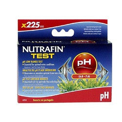 Nutrafin Test Kit - pH Low Range