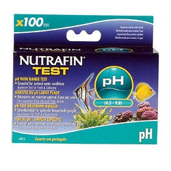 Nutrafin Test Kit - pH Wide Range