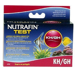 Nutrafin Test Kit - Carbonate and General Hardness