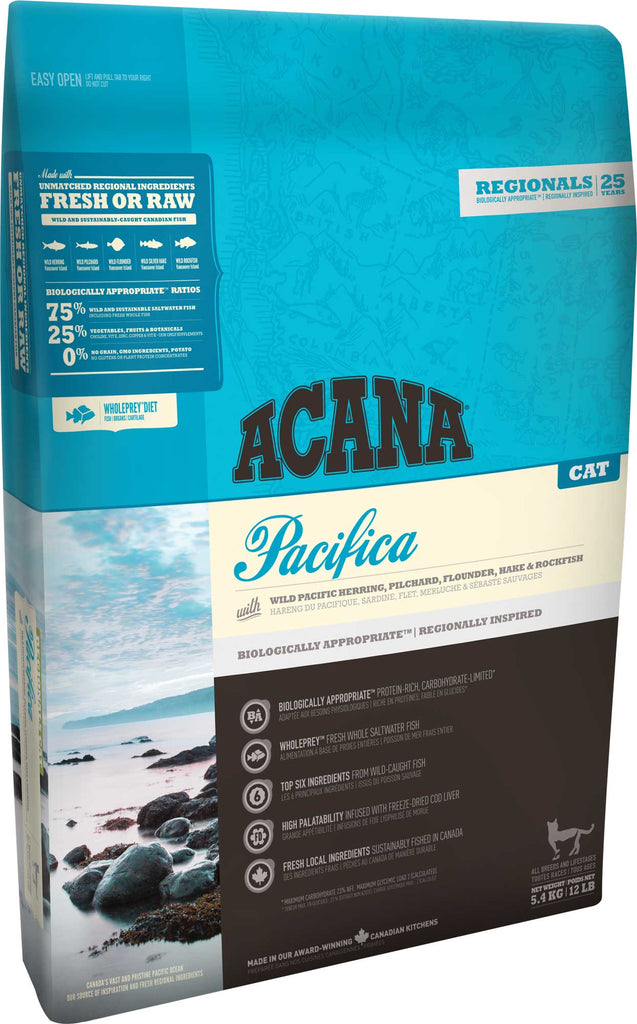 ACANA REGIONALS Pacifica Cat & Kitten Food