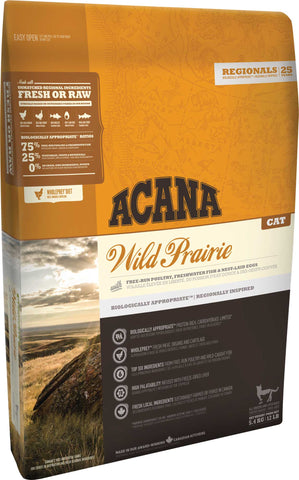 ACANA REGIONALS Wild Prairie Cat & Kitten Food
