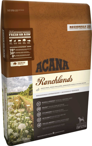 ACANA REGIONALS Ranchlands Dog Food