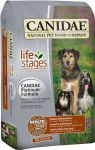 CANIDAE Dog Food - Platinum