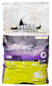 BOREAL Dog Food - ORIGINAL Lamb