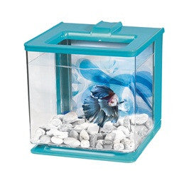 Marina EZ Care Betta Kit - Blue