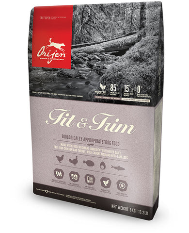 ORIJEN Fit & Trim Dog Food