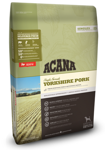 ACANA SINGLES Yorkshire Pork Dog Food