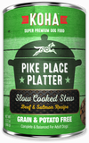 KOHA Homestyle Stew - Pikes Place Platter