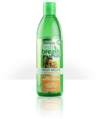TropiClean Fresh Breath +Plus Skin & Coat