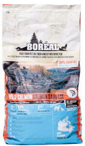 BOREAL Dog Food - ORIGINAL Salmon