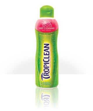 TropiClean Shampoo - Deep Cleaning