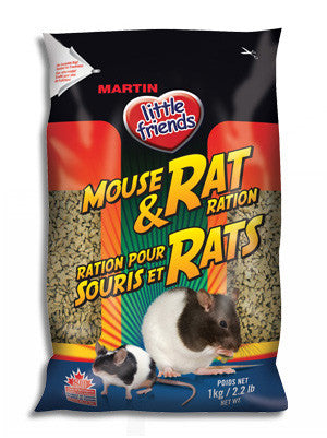 Little Friends Mouse and Rat Food