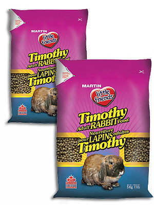 Little Friends Timothy Adult Rabbit Food