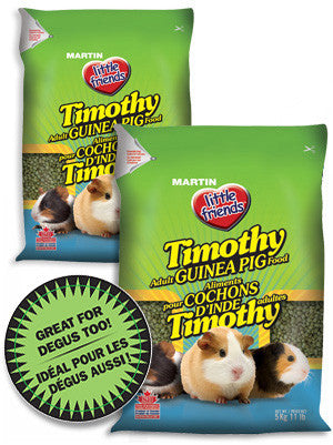Little Friends Timothy Adult Guinea Pig Food