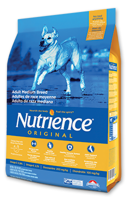 Nutrience Original Medium Breed Adult Dog Food