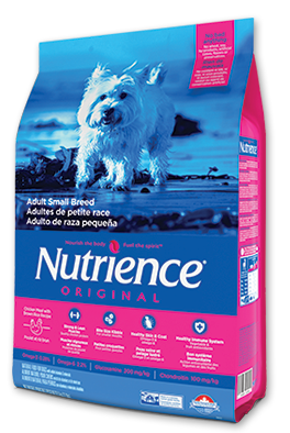 Nutrience Original Small Breed Adult Dog Food