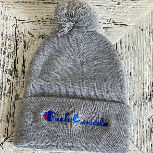 Tuque Pompon Cheapion