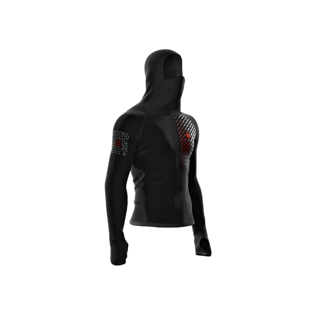 Compress Sport 3D Thermo Ultralight Racing hoodie Man