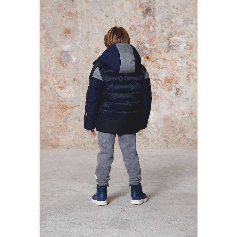 Junior Boy Synthetic Down Jacket