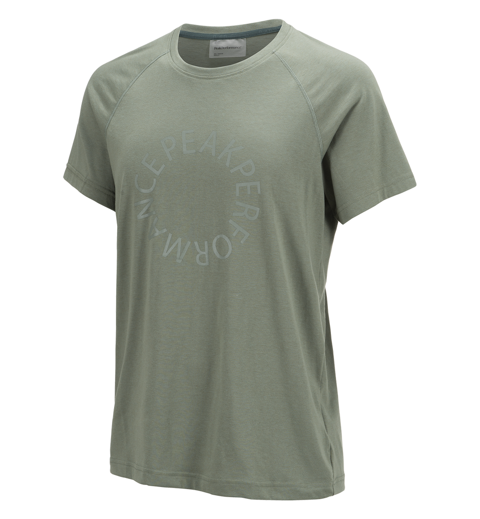 Track T-shirt pour hommes green