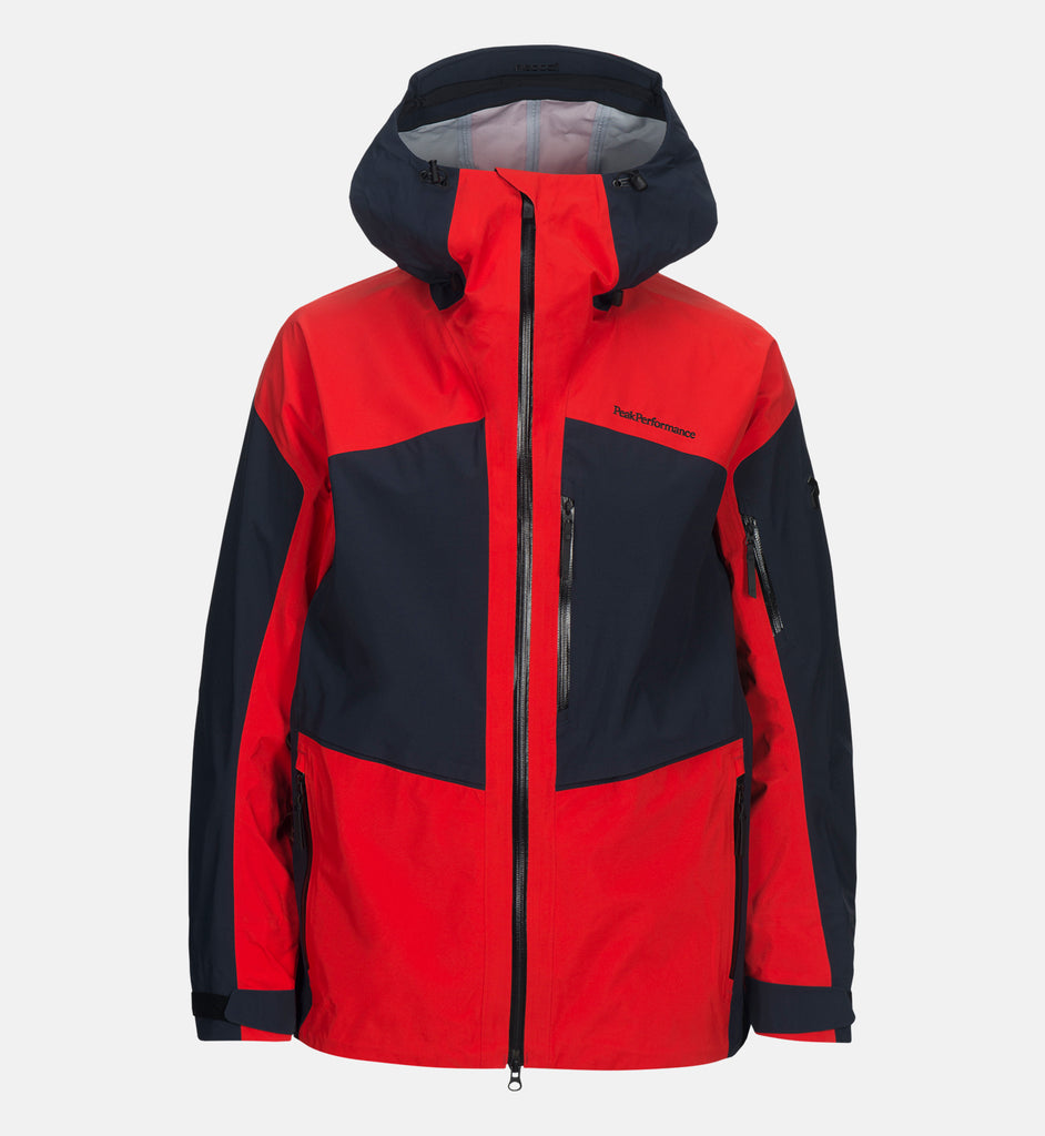 Men's 3-Layer GoreTex Gravity Ski Jacket