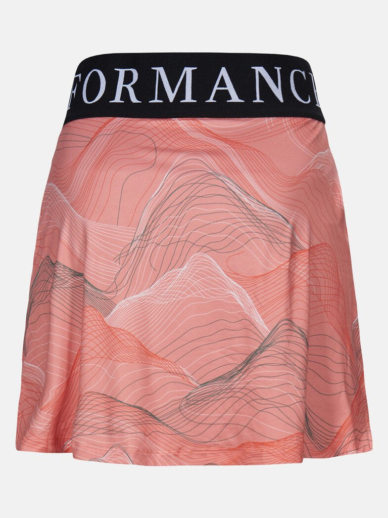 TURF SKIRT PRINT WOMEN