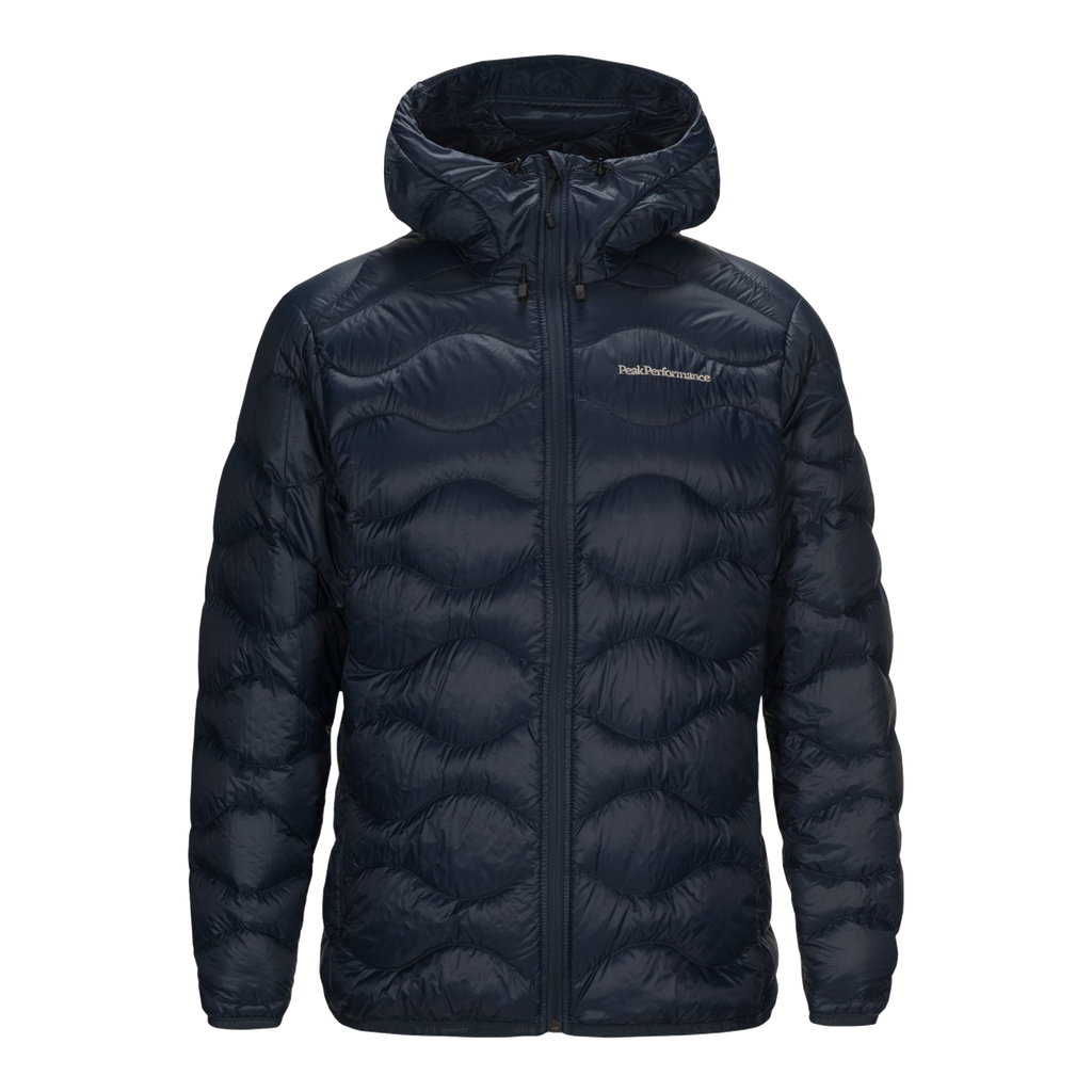 Helium Hooded Jacket Men