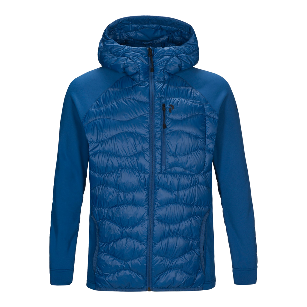Helium Hybrid Hooded Jacket Men