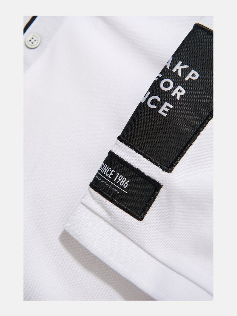 TECH POLO SHIRT MEN