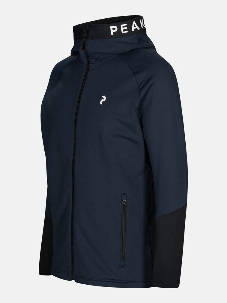 RIDER ZIP HOODED MEN