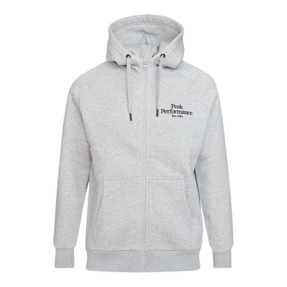 Original Zip Hood Men
