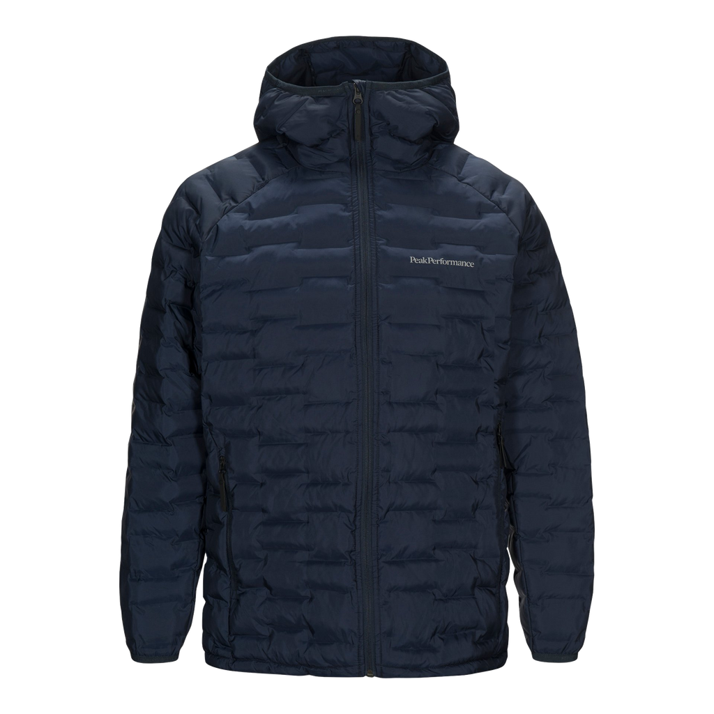 Argon Light Hooded Jacket Men