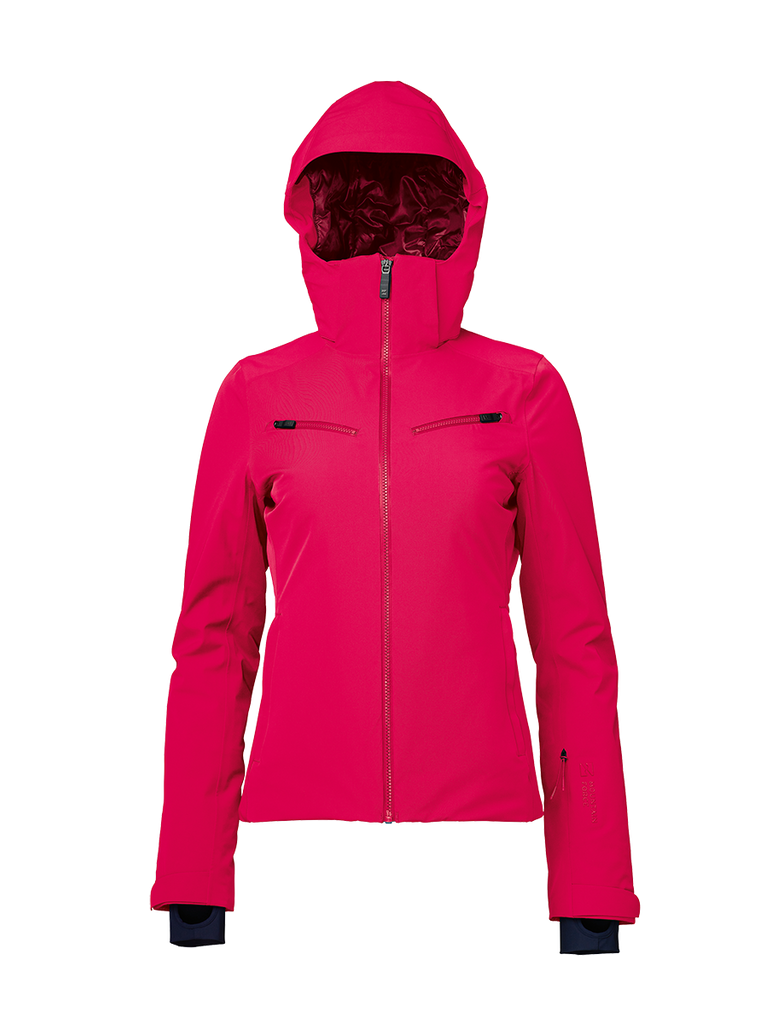 Wmn Hailee Jacket Virtual Pink