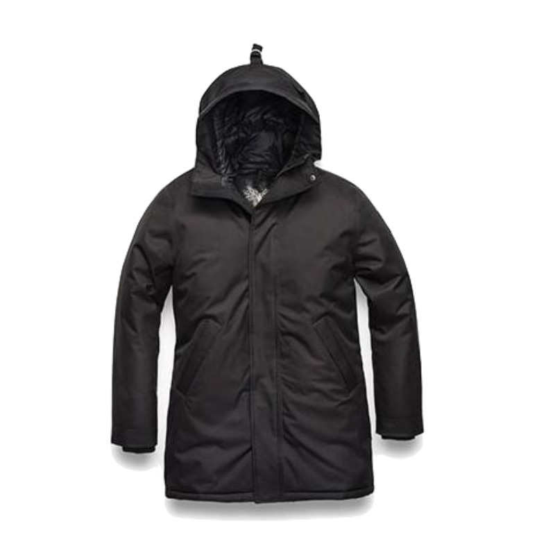 Pierre Men Parka - Black