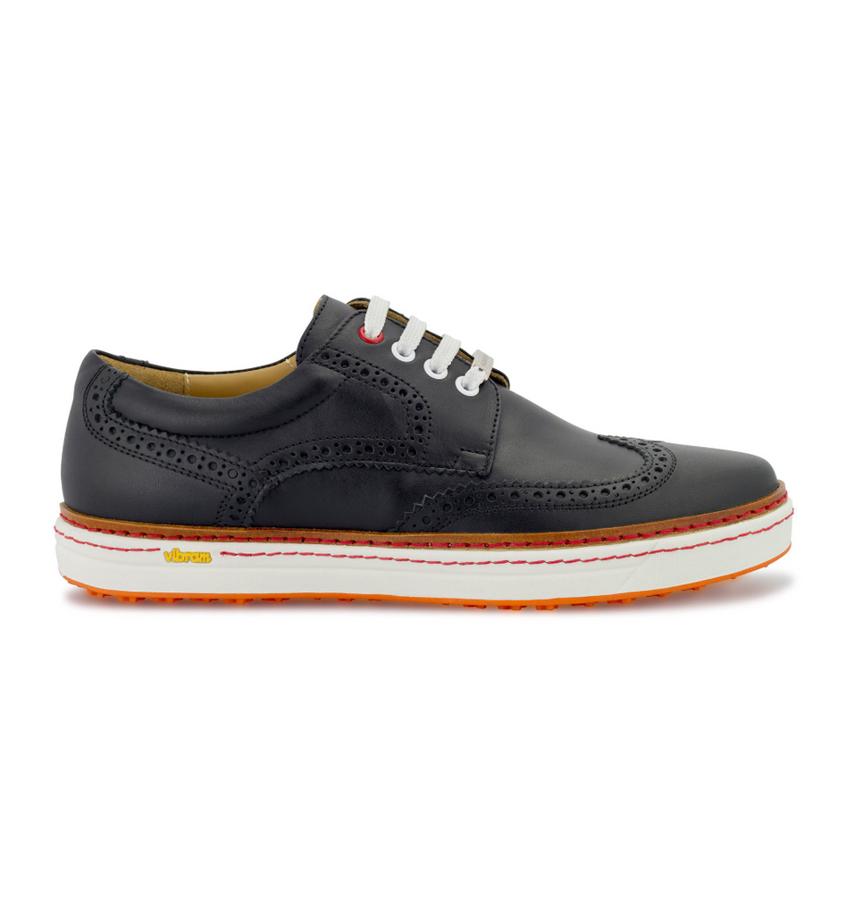 Club Brogue Black