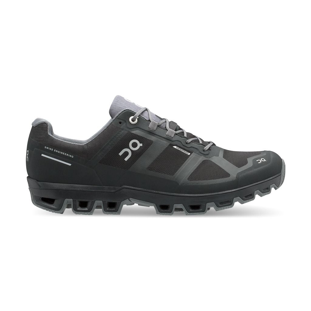Cloudventure Waterproof (Man) - Black & Graphit
